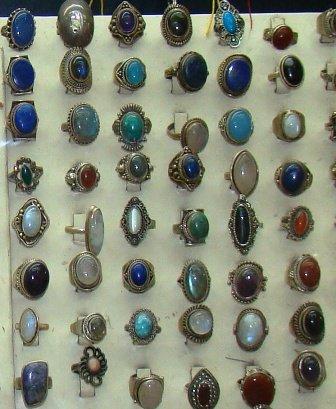 Silver rings 4