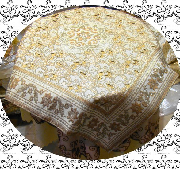 Table covers 2