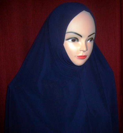 Long Amira hijab
