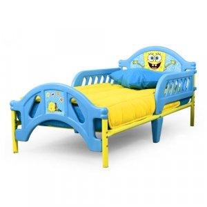 SpongeBob SquarePants Toddler Bed