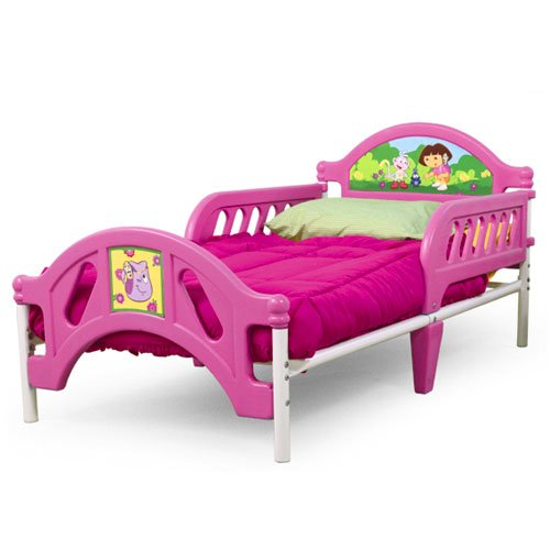 Dora the Explorer Toddler Bed