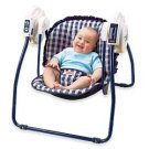 Fisher-Price Open Top Take-Along Swing