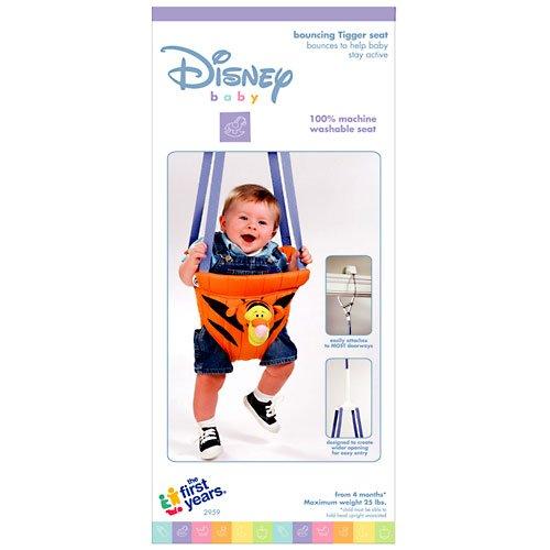 Disney Baby Bouncing Tigger Seat