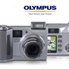 Olympus C-5500 - 5.1 MegaPixels Sports Zoom Digital Camera with 5 x Optical Zoom