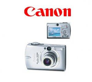 Canon PowerShot SD550 Digital ELPH 7.1 Megapixels Digital Camera with 12 x Zoom