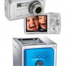 Olympus Stylus 500 - 5.0 Megapixel Digital Camera + Photo Printer Combo