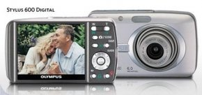 Olympus Stylus 600 - 6.4 MegaPixels Digital Camera 3x Optical Zoom with 7.9MB Internal Memory