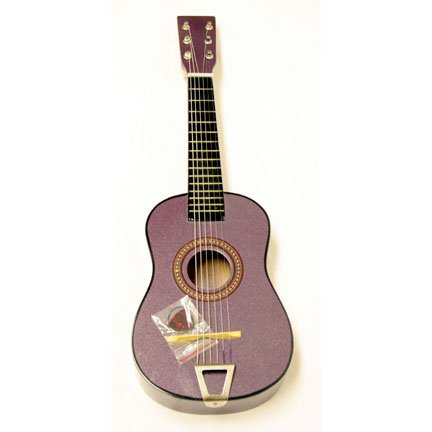 23inch Acoustic Guitar - Purple
