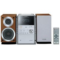Panasonic SC-PM19 5 Disc Mini Shelf System