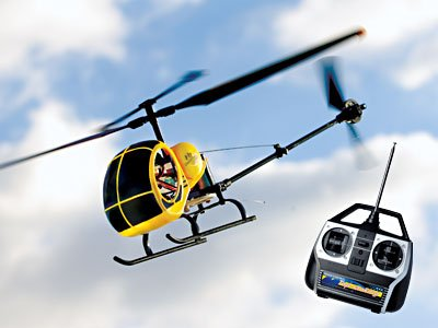 Eagle One Radio Controlled Helicopter