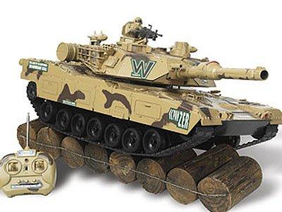 Strong Idea Radio Controlled Mini Tanks