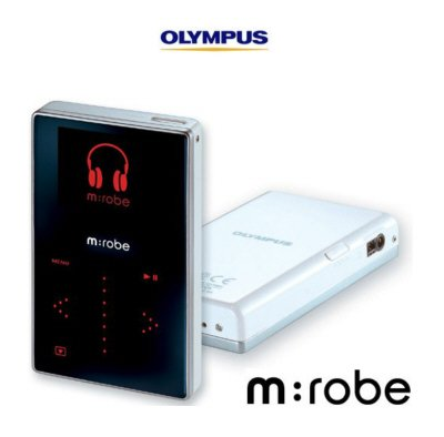 Olympus MRobe MR-100, 5GB MP3,Storage Drive