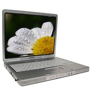 Compaq Sempron 2800 512MB, 60GB CDRW,DVD 15inch