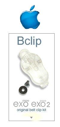 Exo Belt Clip for Ipod's