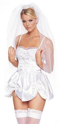 Virgin Bride Costume