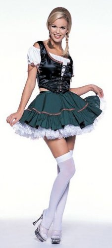 German Girl Costume