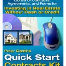 Quick-Start Contracts Kit Instant Download