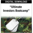 Ultimate Investors Bootcamp Digital Download
