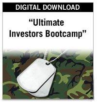 Ultimate Investors Bootcamp Digital Download