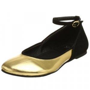 Shellys London Women's Mirror Flat (MSRP) $44.95  **Save $22.45**    Size 7