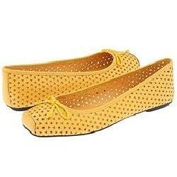 (New) MIA Eclipse Marigold Leather flat  (MSRP) $69.00 **Save $39.00* * Size 6 1/2