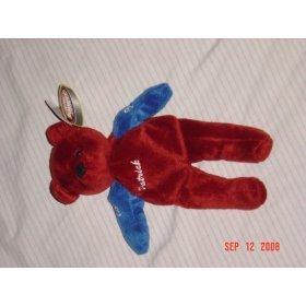 Salvino's Bammers -Bean Bag Plush Teddy Bear Hockey Player Patrick Roy #33  **$4.99**