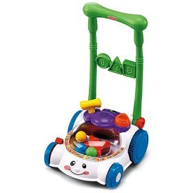 Fisher Price Laugh & Learn Learning Mower **$19.99**