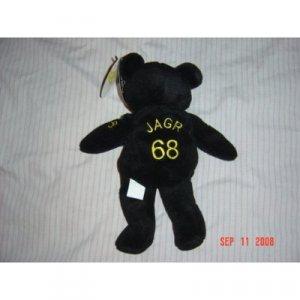 Salvino's Bammers Beanie Bear Jaromir Jagr #68  **2.99**