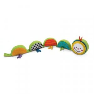 Fisher Price-Miracles & Milestones-Measure Me Caterpillar **$5.99**