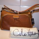 Cole Haan Leather Handbag  (MSRP) $325.00 **Save 75.00**