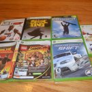 lot of 7 games  in Mint condition  X-BOX games
