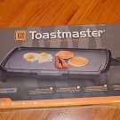 Toastmaster TM-201GR Griddle 10 X 20 Black Nonstick New