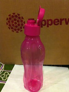 TUPPERWARE KIDS SMALL  WATER BOTTLE pink NEW 500ml