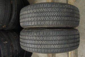 P265/65/17 Bridgestone Dueler H/T