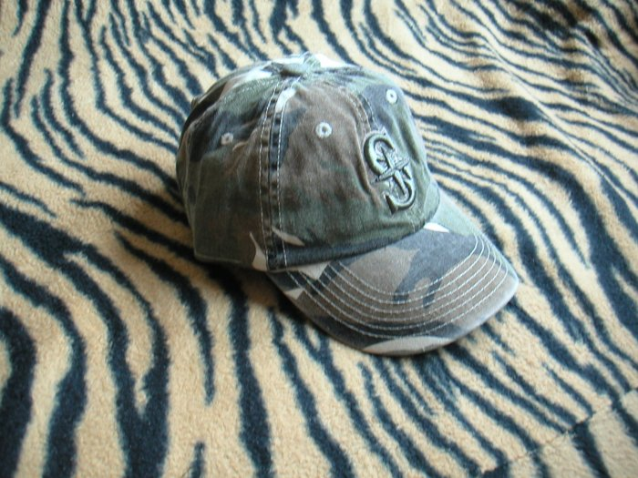 New Era cap camouflage