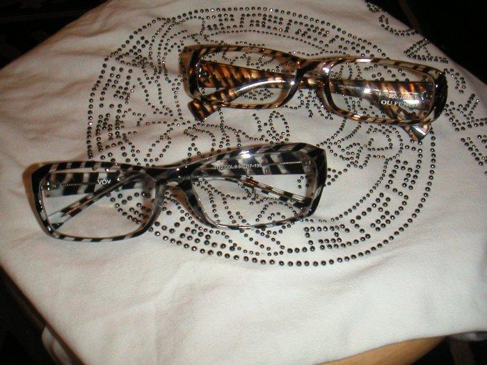 glasses style frame