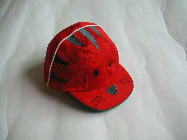 tiger cap for baby
