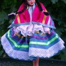 Huancavelica Peru Doll