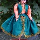 Arequipa Peru Doll