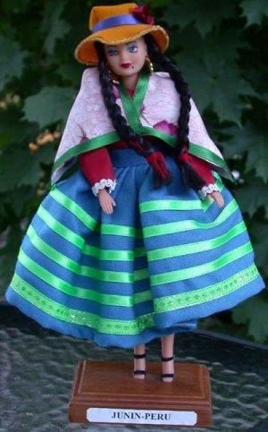 Junin Peru Doll
