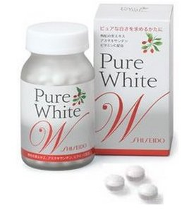 The New Shiseido Purewhite W from Japan