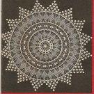 Crochet - Amsterdam Doily (ref: e1000c)