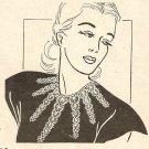 Crochet - Collar (ref: e1007c)