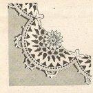 Crochet - Primrose Doily   (ref: e1014c)