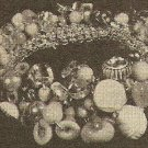 Crochet - Friendship Button Bracelet (ref: e1033c)