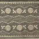 Crochet - Daisy Wreath Buffet Scarf  (ref: e1036c)