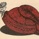 Knit  - Vintage Hat (ref: e1143k)