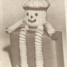 Crochet - Clown Bank (ref: e1194c)