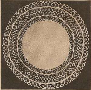 Tatted - Hairpin Lace and Tatting Combined (ref: e1223t)