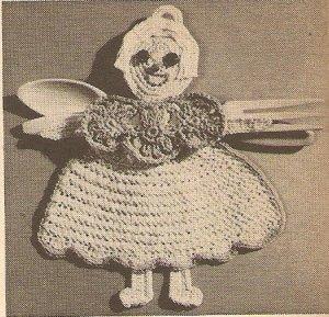 Crochet - Kitchen Trio (ref: e1252c)
